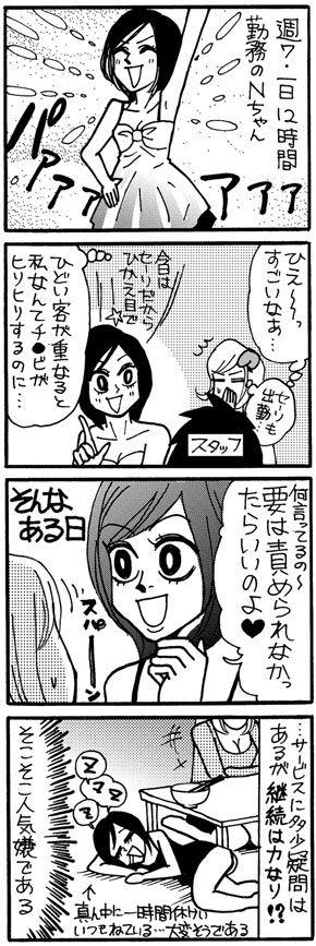 鬼勤務!~Nちゃんの場合~