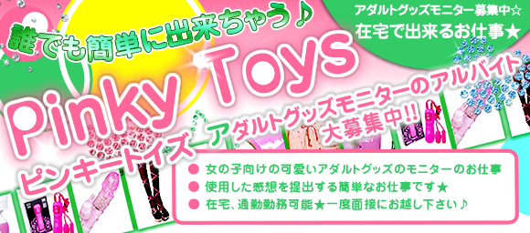 PINKY TOY'S)(ピンキートイズ)