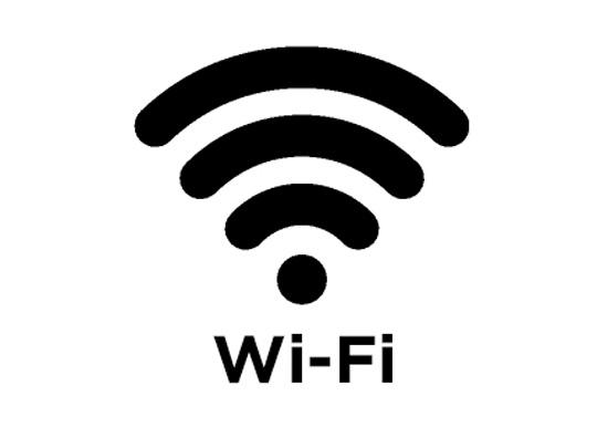 各お部屋にWi-Fi完備しておりますので快適にお過ごしできると思います