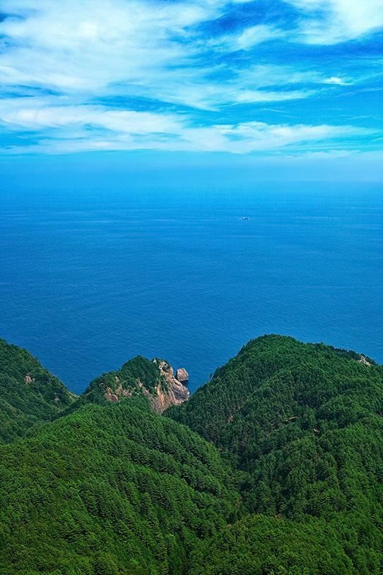 海と山どっちが好き?