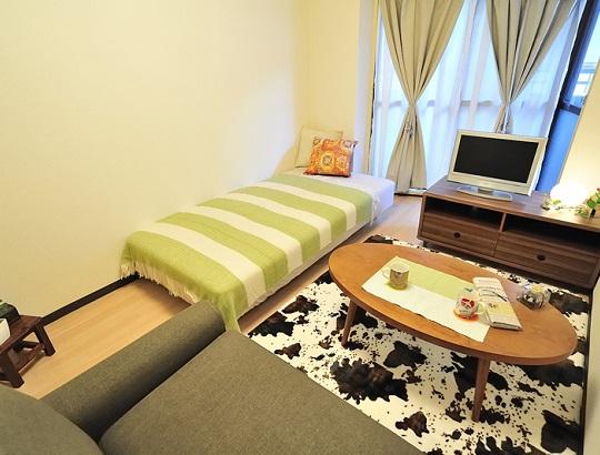 日常生活に必要な生活雑貨を揃えた即ご入居して頂ける寮を常にご用意しております。